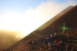 visit volcanoes in Nicaragua - Volcan Telica