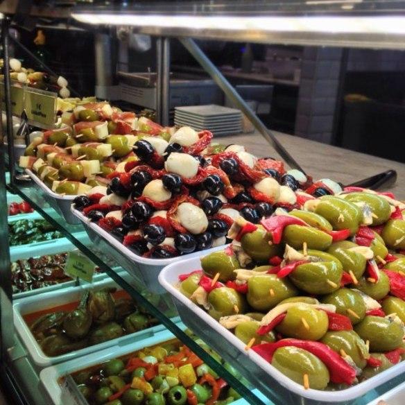 24 hours in Madrid: Mercado de San Miguel