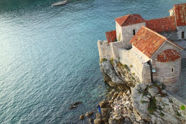 Travel by Instagram - Budva, Montenegro