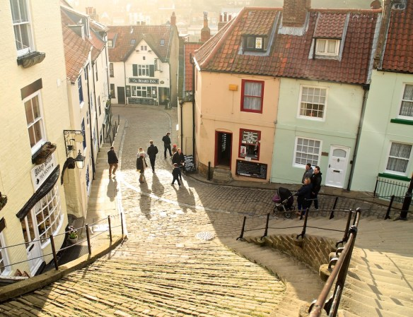 Whitby at Golden Hour - The Gap Year Edit Instagram pictures 2016