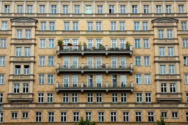 Berlin architecture walk Karl-Marx Allee