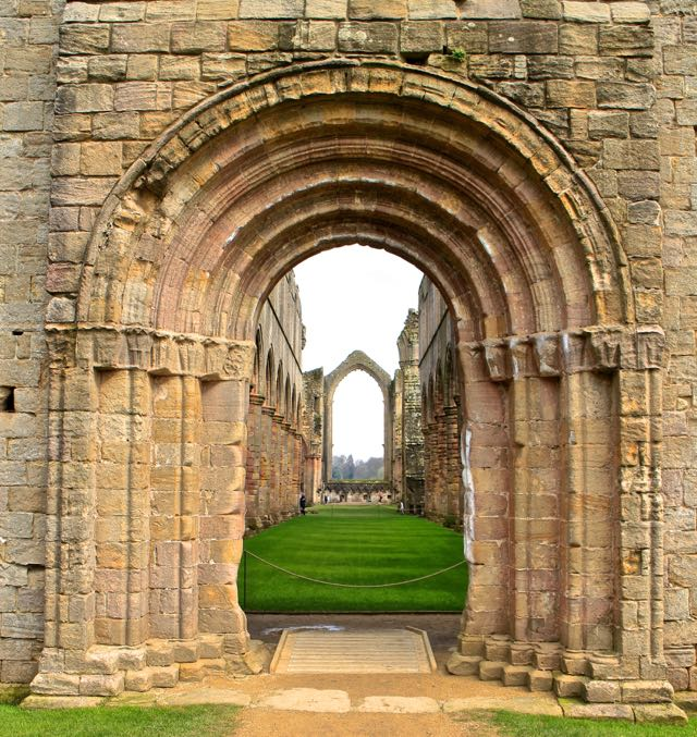 Fountains Abbey Cisterian monastery - The Gap Year Edit instagram pictures 2016