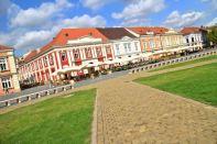 visit Timisoara2021 Unirii Square architecture