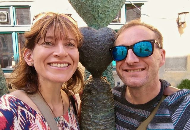 Visit Timisoara2021 culture heart sculpture