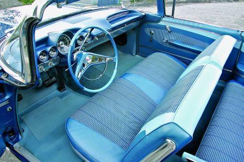 Estofado 1960 Impala Conversivel
