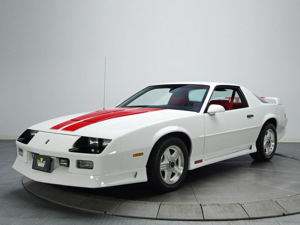 1992 Camaro Heritage Edition