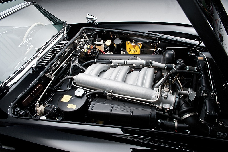 mercedes 300sl engine