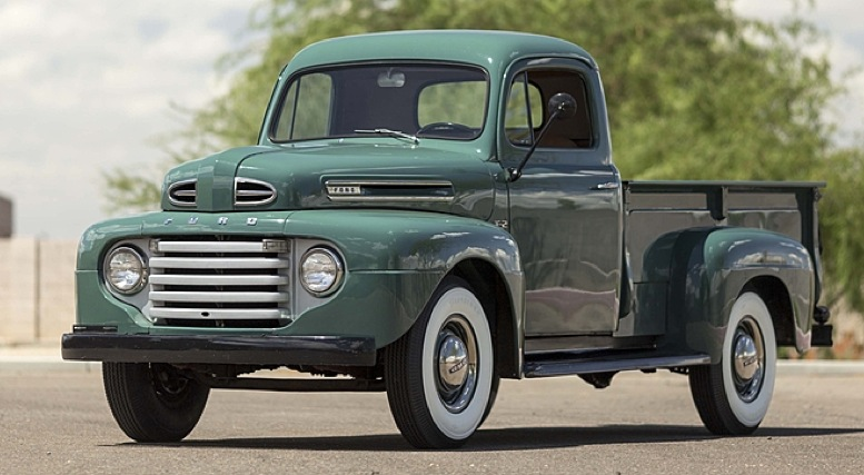 1949 Ford F2 Pick Up