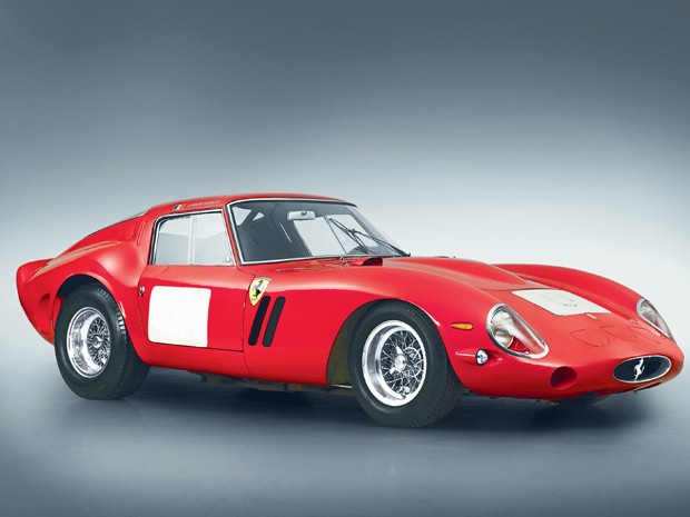 Ferrari 250 GTO Berlinetta de 1962 (Foto: PETER GADSBY / BONHAMS AUCTIONEERS / AFP)