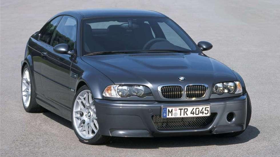 BMW M3 CSL (E46)