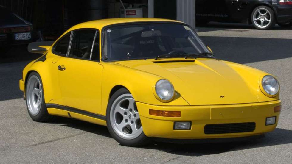 RUF CTR 'YELLOW BIRD'