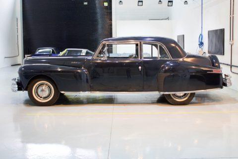 1947 Lincoln Flathead Club Coupe V12