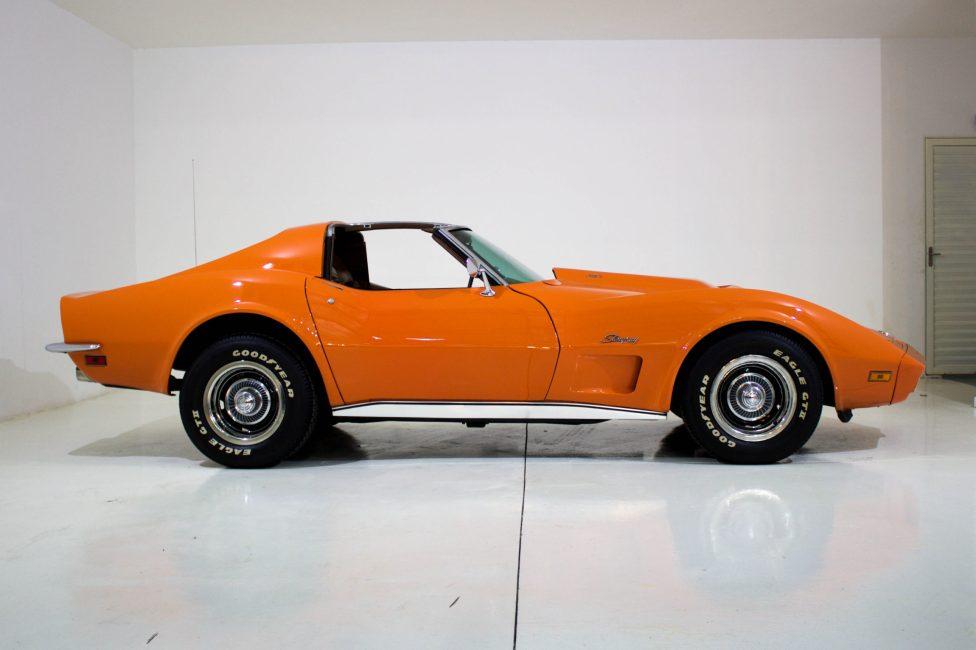 1973 Chevrolet Corvette big block 454