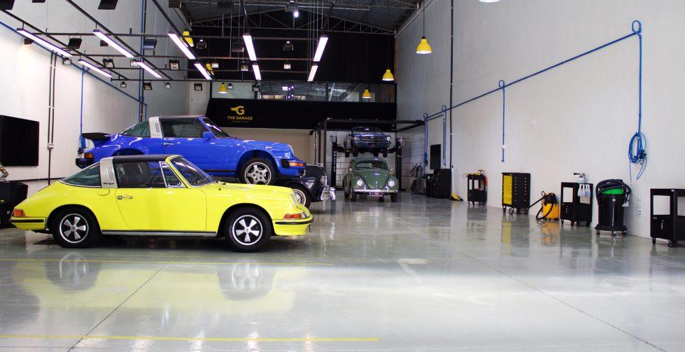 The Garage Service