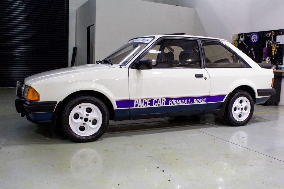 1984 Ford Escort XR3 Pace Car