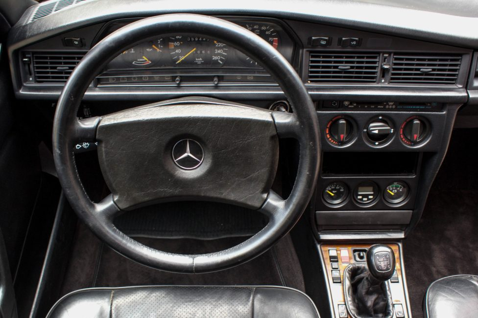 1985 Mercedes Benz 2.3 16V Cosworth