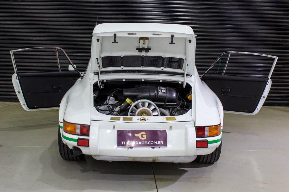 1977 Porche Carrera RS A VENDA NA THE GARAGE LOJA DE CARROS ANTIGOS