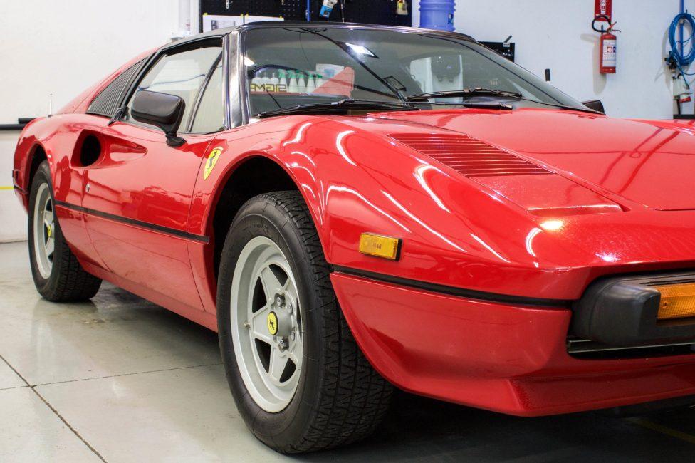 1980 Ferrari 308 GTSi Targa