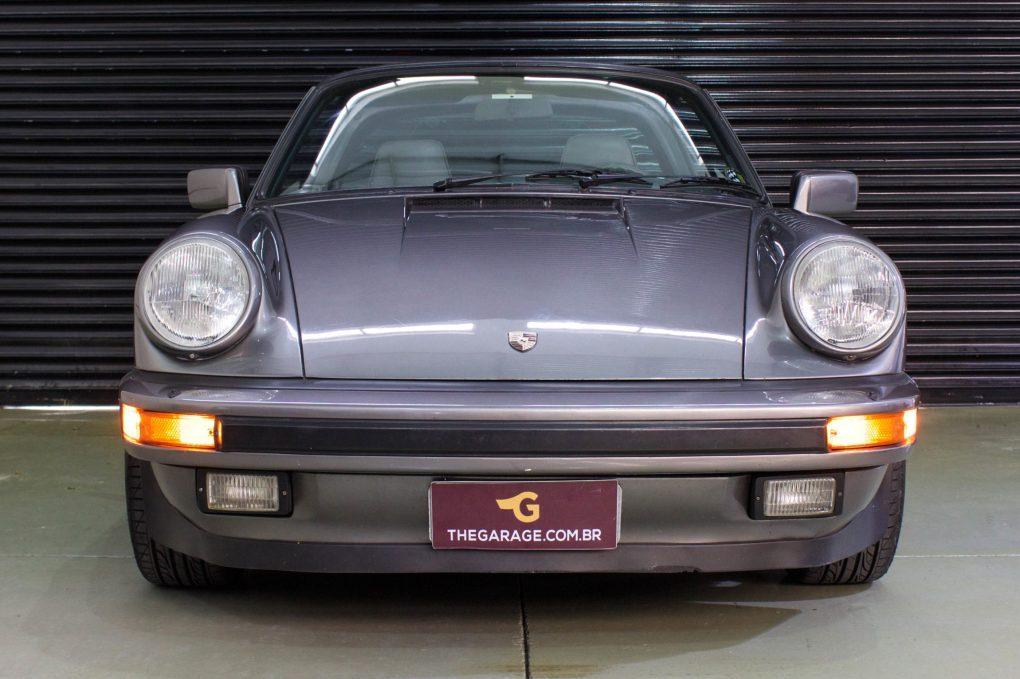 1985 Porsche 911 Carrera Targa 3.2