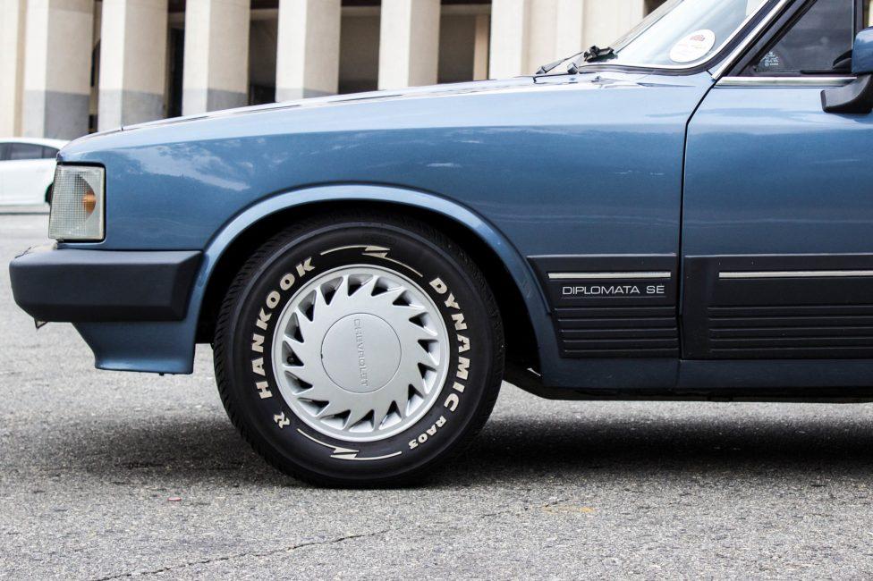 1989 Chevrolet Opala Diplomata automatico