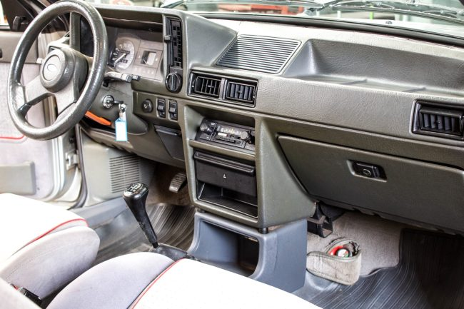 painel do Ford Escort XR3 1986