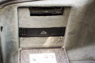 painel de controle DVD jaguar XJ8 supercharger