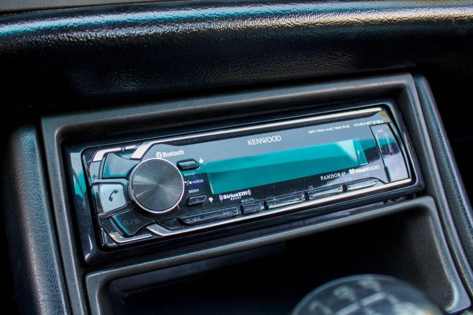 radio porsche 944