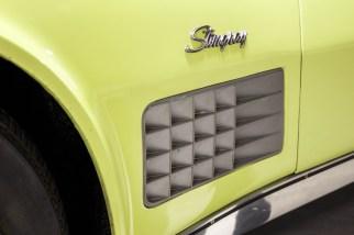 1972 Chevrolet Corvette Conversível a venda1972 Chevrolet Corvette Conversível a venda