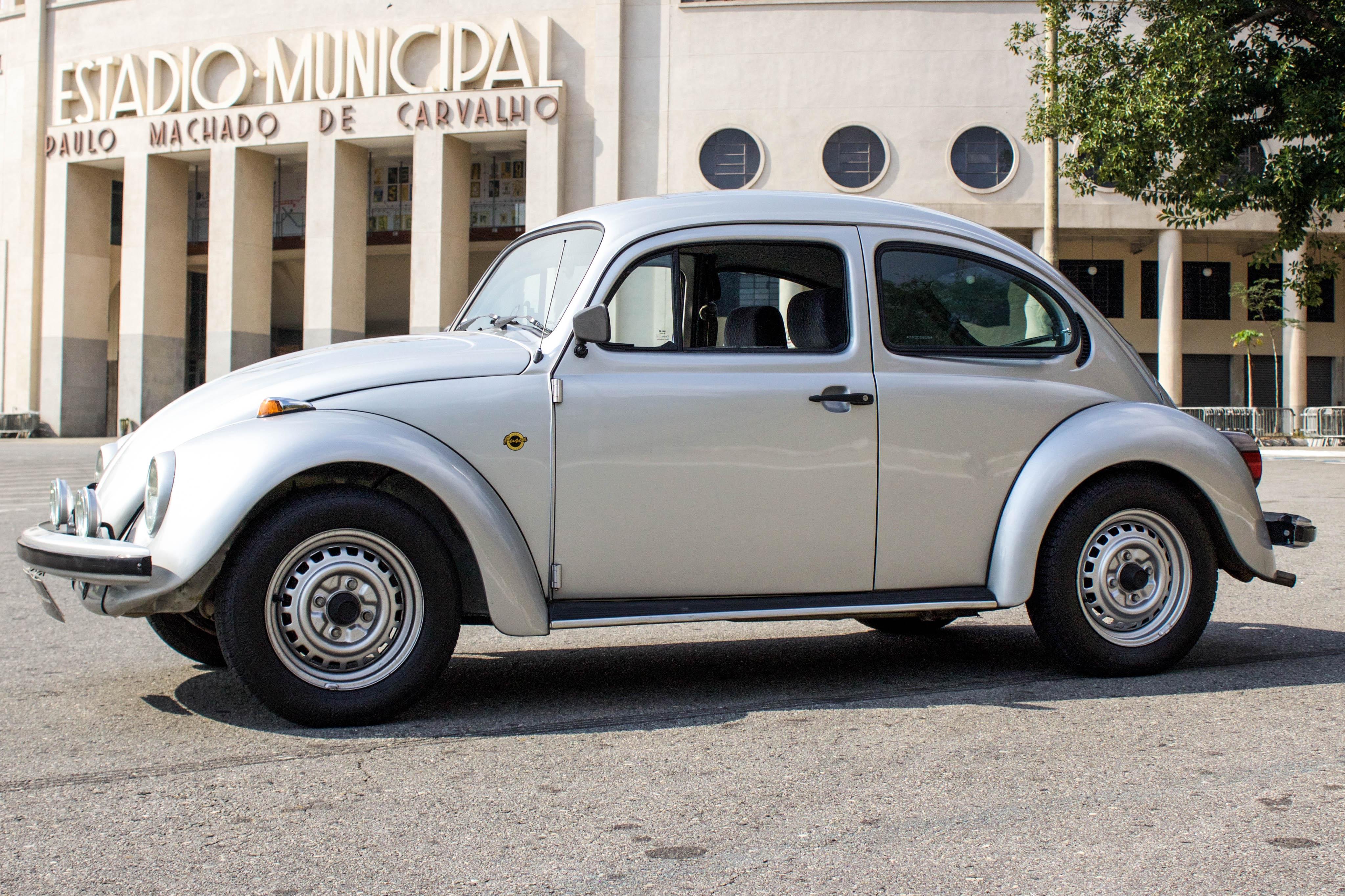 1996 VW Fusca Itamar serie Ouro