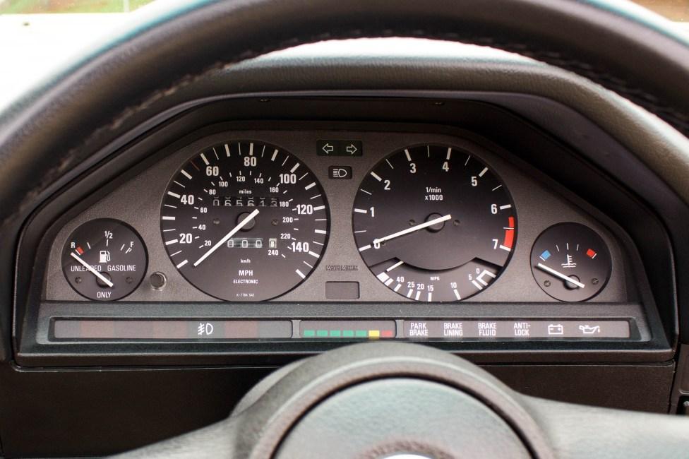 1988 BMW 325i E30 Conversível