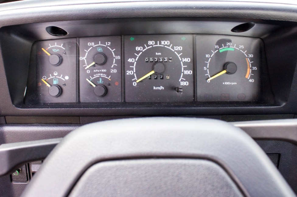 1998 Ford F1000 Turbo XL