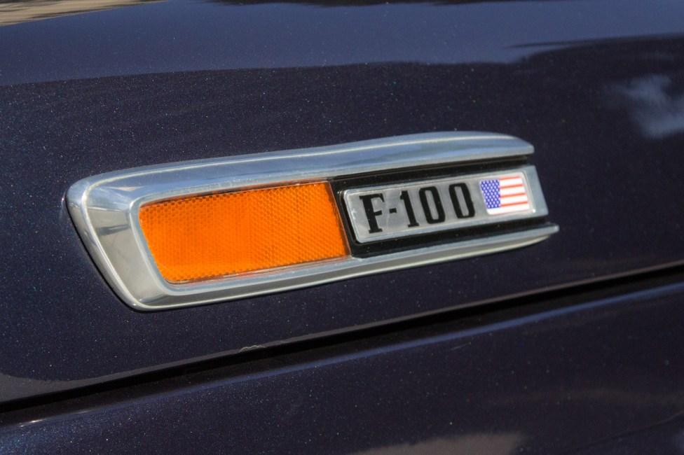 1978 Ford F100a venda na loja de carros antigos The garage