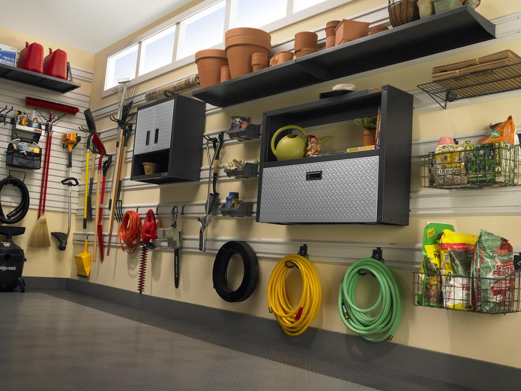 Garage Organization, Garage Storage Solutions, Garage ... on Organized Garage  id=73543