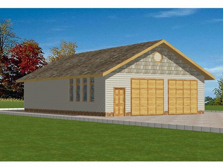 Plan 012g 0012 Garage Plans And Garage Blue Prints From