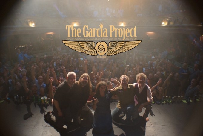 The Garcia Project - performing full, classic Jerry Garcia Band set lists from 1976 - 1995