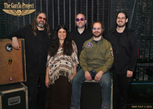 The nations only touring tribute to The Grateful Dead's frontman Jerry Garcia's band, The Garcia Project captures the spirit of the music.