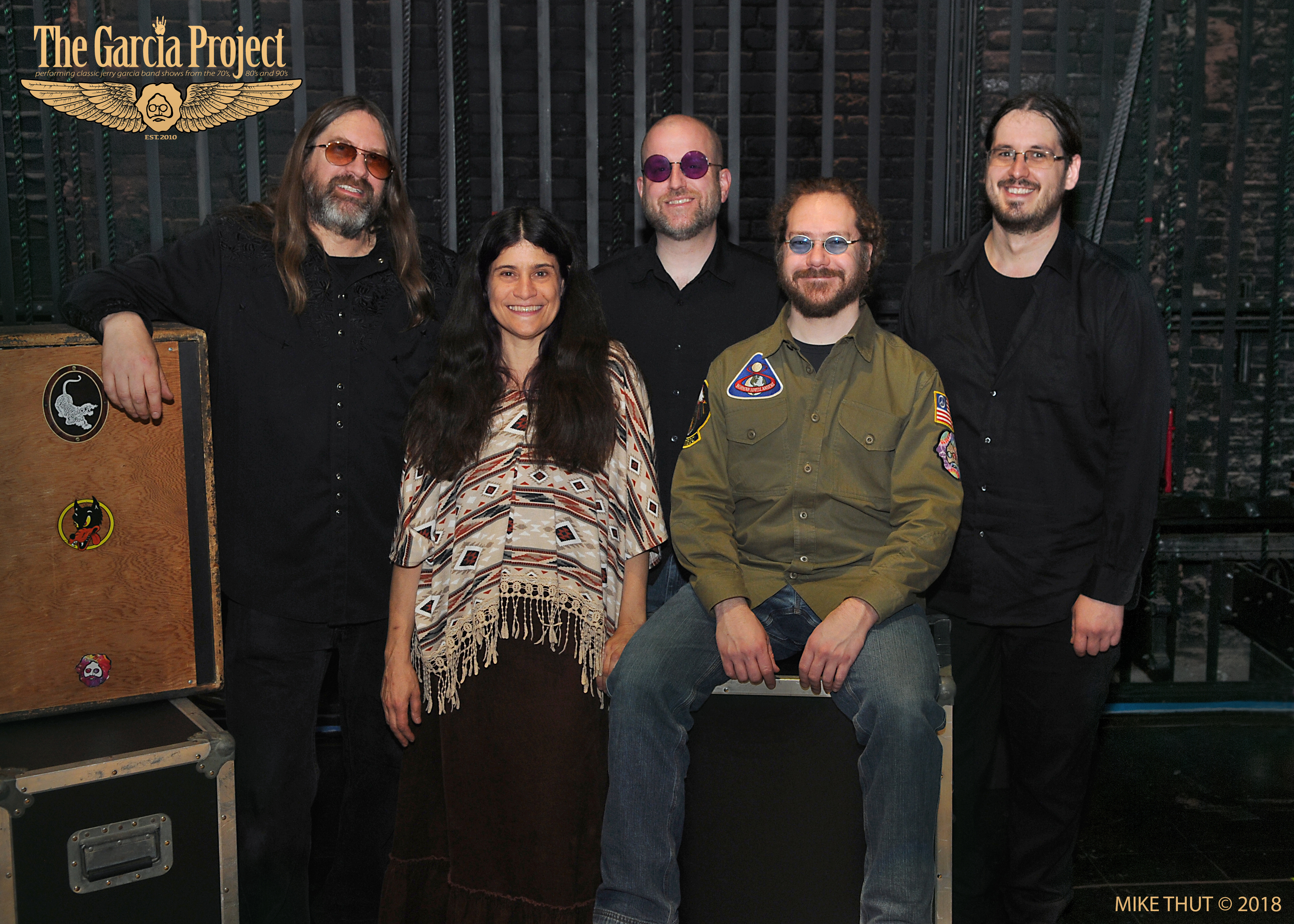 Grateful Dead And Jerry Garcia Band Fans The Garcia Project Is Coming