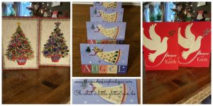 Create Beautiful Christmas & Holiday Cards from Boxed Cards