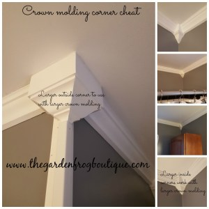 Tip: Using Crown Molding Blocks for Trim