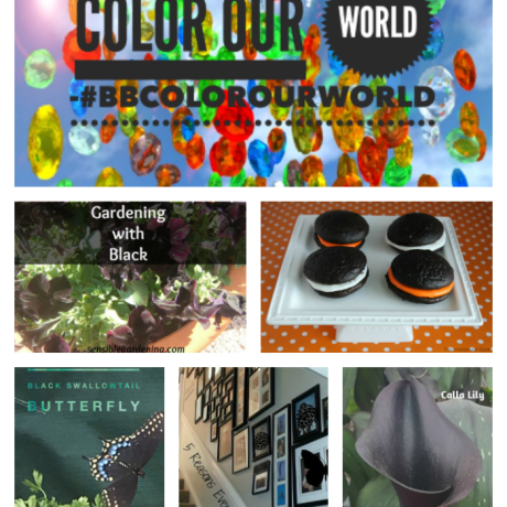 #BB Color Our World Black