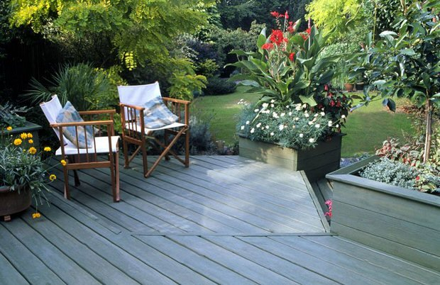 How to Landscape Patios and Small Gardens • The Garden Glove on Landscaping And Patios  id=68977
