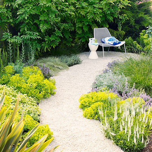 DIY Garden Paths And Backyard Walkway Ideas • The Garden Glove on Backyard Walkway Ideas id=74662