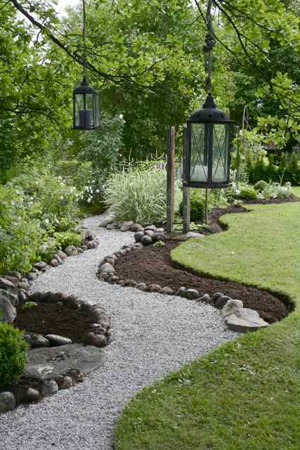 7 Classic DIY Garden Walkway Ideas & Projects | The Garden ... on Backyard Walkway Ideas id=29478