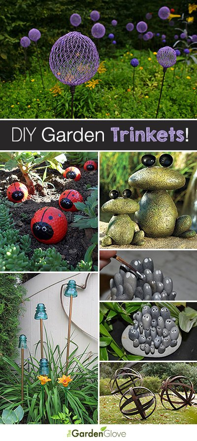 DIY Garden Trinkets & Yard Decorations   The Garden Glove on Diy Garden Decor  id=60936