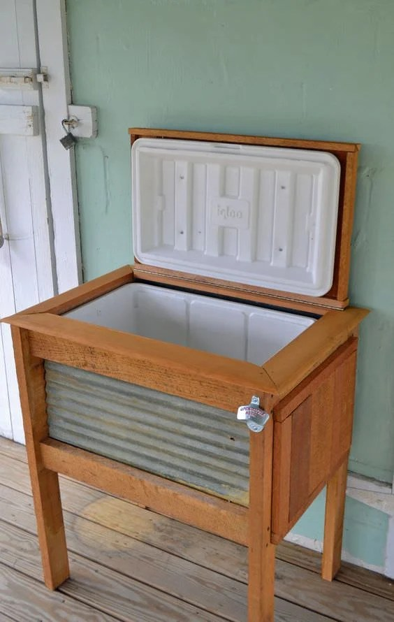 DIY Outdoor Kitchens and Grilling Stations | The Garden Glove on Patio Grill Station  id=18968