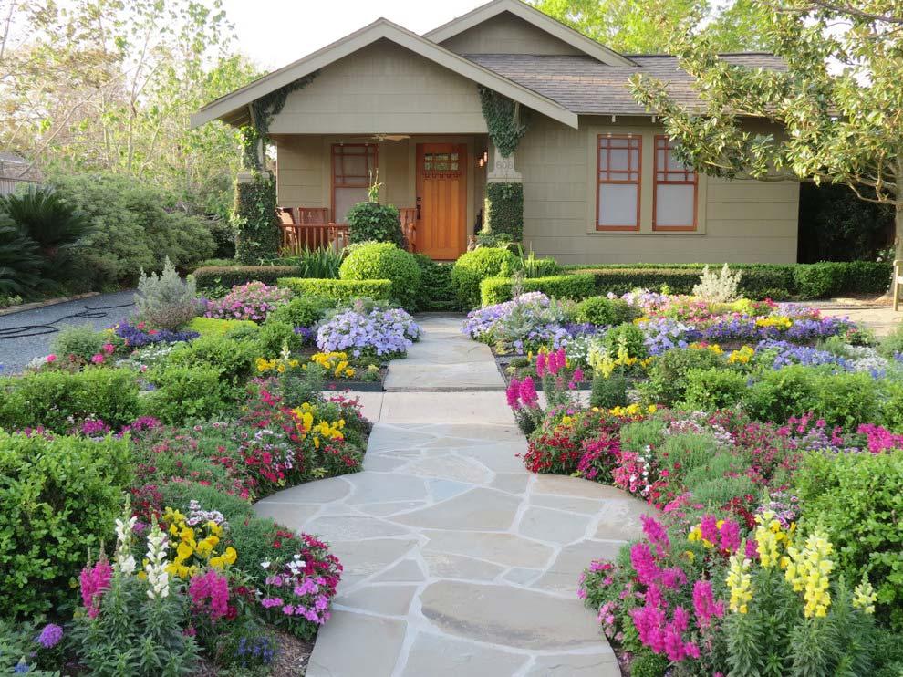 Flower Bed Ideas To Make Your Garden Gorgeous The Garden Glove