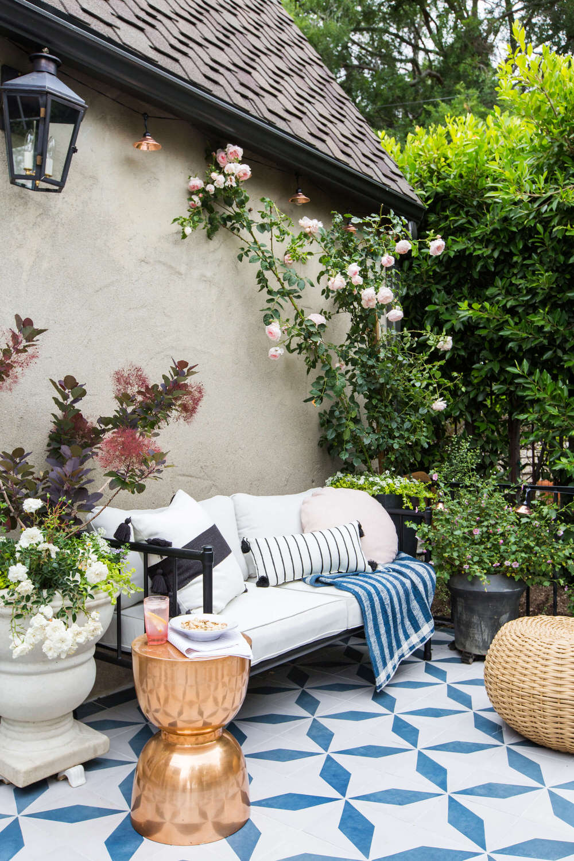 15 Amazing Outdoor Patio Ideas • The Garden Glove on Backyard Patio Designs  id=55945