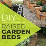 Diy Raised Garden Beds Planter Boxes The Garden Glove