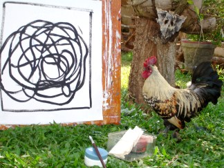 REMBRANT ROOSTER