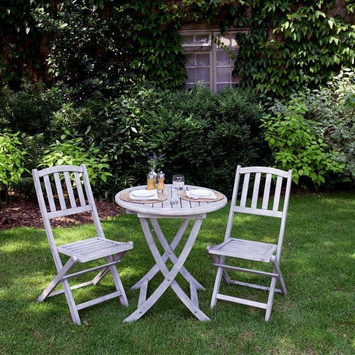 bistro patio furniture set